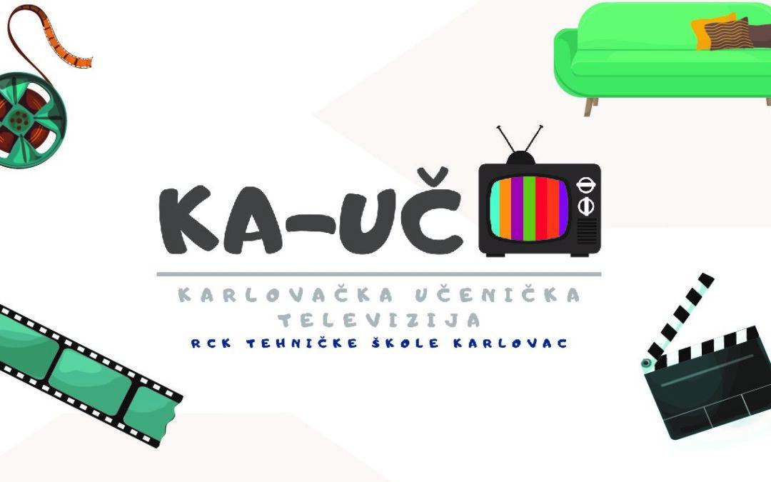 Osnovana Karlovačka učenička televizija, KA-UČ TV