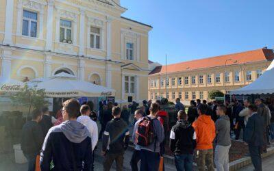 Održan prvi sajam strukovnog obrazovanja u Karlovcu